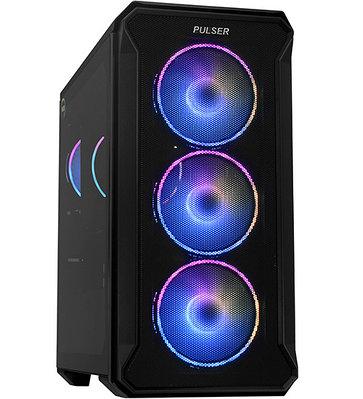 Персональный компьютер PULSER Advanced Core i5-9400F-2.9GHz/SSD 480GB черный