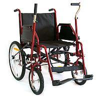 Кресло-коляска инвалидная механическая 514AC-41 рычажное