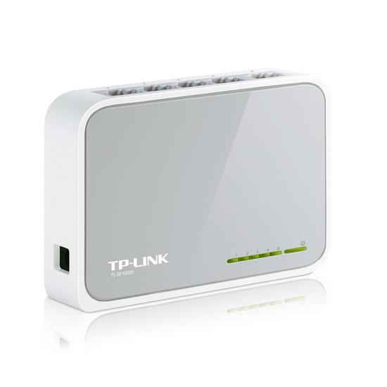 Коммутатор 5-портовый Tp-Link TL-SF1005D