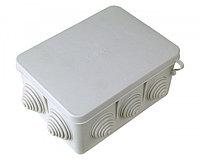 Коробка разветвительная КР2606 с гермовводом 150х110х70мм