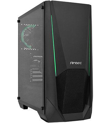 Персональный компьютер PULSER Advanced Core i5-9400F-2.9GHz/SSD 240GB черный