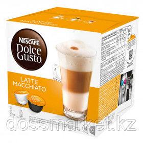 Кофе в капсулах Nescafe Dolce Gusto, Латте Маккиато, 16 капсул