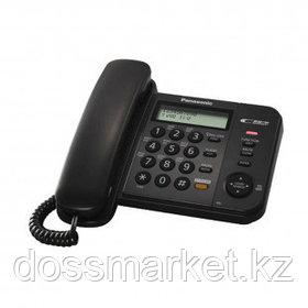 """Телефон проводной Panasonic """"KX-TS2358RUB"""", черный"""