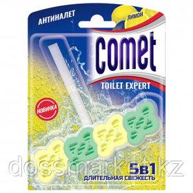 """Блок гигиенический для унитаза Comet """"Лимон"""", 48 гр"""
