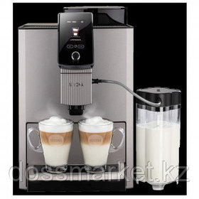 Кофемашина Nivona CafeRomatica NICR 1040, зерновой и молотый, хром