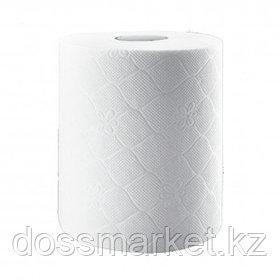 Полотенца бумажные с центральной вытяжкой Murex, 150 м, 2-х слойные, с перфорацией, белые