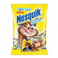 Шоколадные батончики Nesquik mini, 171 гр