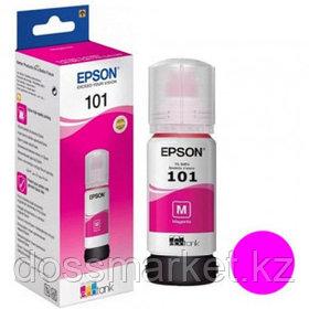 Чернила Epson L4150/4160/6160/6170/6190, C13T03V34A, 101 EcoTank, пурпурные, 70 мл
