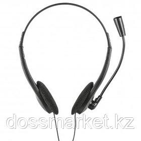 Гарнитура Trust Primo Chat Headset, диапазон частот 70-20000 Гц, черная
