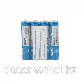 Батарейки GP PowerPlus мизинчиковые АAA R03 24G, 1.5V, солевые, 4 шт./уп, в пленке