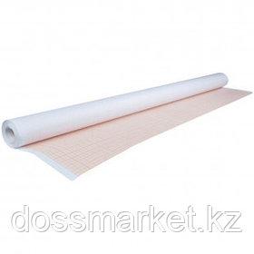 Бумага масштабно-координатная AstKanz, 640 мм*10 м, оранжевая