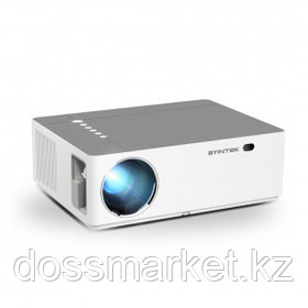 Проектор BYINTEK K20 Basic, портативный LCD, (15000:1), 2,72 кг, белый