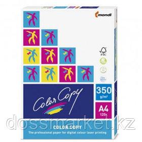 Бумага Color Copy, A4, 350 гр/м2, 125 листов в пачке, матовая