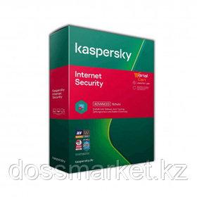 Антивирус Kaspersky Internet Security 2021, 5 пользователей, продление на 1 год, Box