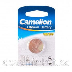 Батарейки Camelion Lithium дисковые CR2330-BP1, 3V, 1 шт., цена за штуку