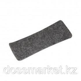 """Сменные вкладыши для губки-стирателя для досок Berlingo """"Ultra"""", размер 56*149 мм, 10 шт. в упаковке"""