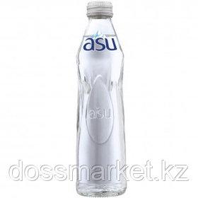"""Вода негазированная питьевая """"ASU"""", 0,5 л., стеклянная бутылка"""