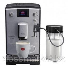 Кофемашина Nivona CafeRomatica NICR 670, зерновой, серебристо-черная