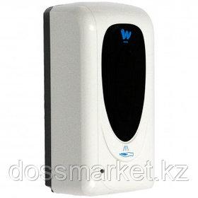 Диспенсер для антисептика WHS PW-2252, сенсорный, пластик, 1100 мл, белый/серый