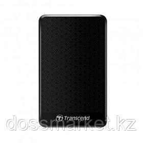 Жесткий диск 1 TB, Transcend ''StoreJet 25A3'', USB 3.0, HDD, черный