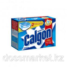Таблетки для защиты от накипи стиральных машин Calgon, 12 таблеток