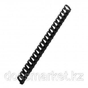 38 мм. Черные пружины для переплета, для сшивания 281-340 листов