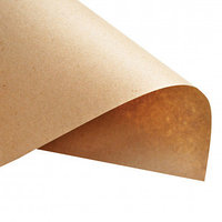 Крафт-бумага в рулоне для упаковки OfficeSpace, 840 мм*10 м, плотность 78 г/м2