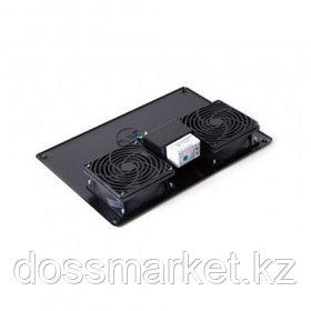 Вентиляторная панель с термостатом Ship 700402112Т, черная
