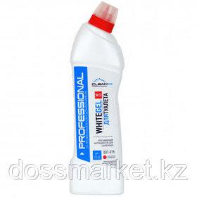 "Отбеливающий и дезинфицирующий гелеобразный препарат Cleanco ""Whitegel W11"", 750 гр"
