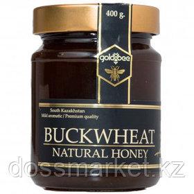 Мёд натуральный «Buckwheat», стекло, 400 гр
