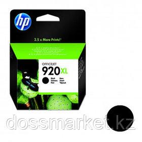 Картридж оригинальный HP CD975AE №920XL для Officejet 6500, 7000, черный