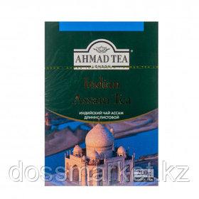 Чай Ahmad Индийский чай Ассам, черный, 200 гр, листовой