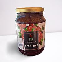 Варенье БРУСНИКА HI FOOD 900 гр.