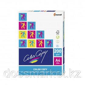 Бумага Color Copy, A4, 200 гр/м2, 250 листов в пачке, матовая