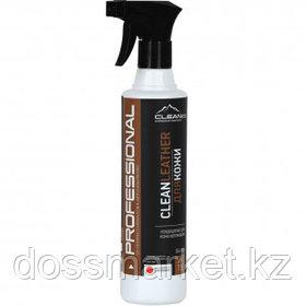 "Средство для ухода за изделиями из кожи Cleanco ""CLEANLEATHER"", 500 гр"