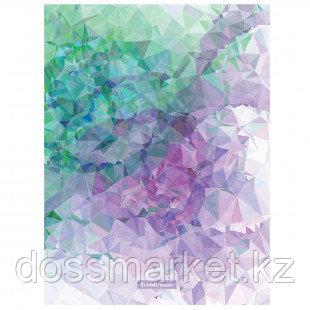 """Папка Erich Krause """"Violet Dynamique"""" с зажимом, A4 формат, корешок 17 мм, цветной"""