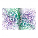 """Папка Erich Krause """"Violet Dynamique"""" с зажимом, A4 формат, корешок 17 мм, цветной, фото 3"""