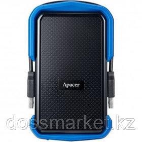 "Жесткий диск 2 TB, Apacer AC631, 2.5"", USB 3.2, HDD, синий"
