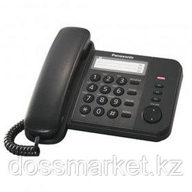 """Телефон проводной Panasonic """"KX-TS2352RUB"""", черный"""