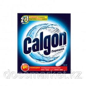 Порошок для защиты от накипи стиральных машин Calgon 2 в 1, 1,6 кг