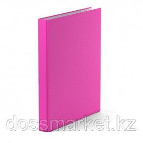 """Папка Erich Krause """"Neon"""", А4 формат, на 4 кольцах, корешок 35 мм, розовая"""