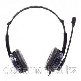 Гарнитура Microlab K290, диапазон частот 20-20000 Гц, черные
