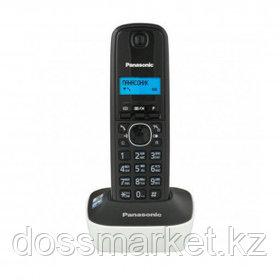 Dect телефон Panasonic KX-TG1611RUW, черный/белый