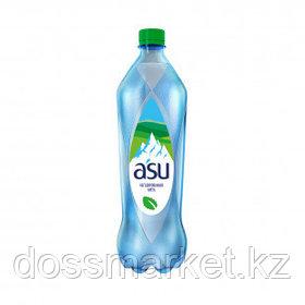 """Вода негазированная питьевая """"ASU"""" мята, 1 л"""