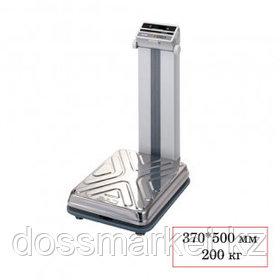 Весы напольные CAS DB-200 H, электронные, максимальная нагрузка 200 кг