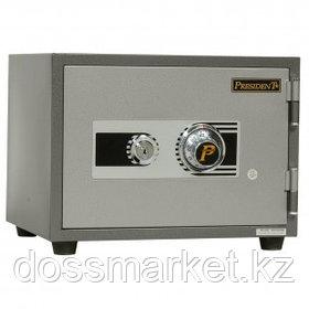 Огнеупорный сейф President MS1, механический код + ключ, 409*395*350 мм