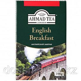 Чай Ahmad English Breakfast, черный, 200 гр, листовой
