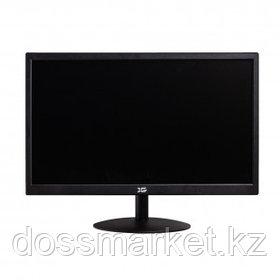 """Монитор широкоформатный X-game HS195LED, HDMI/VGA/LED, 19,5"""", 16:9, черный"""