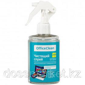 Спрей чистящий для оптических поверхностей OfficeClean, с мини триггером, 200 мл
