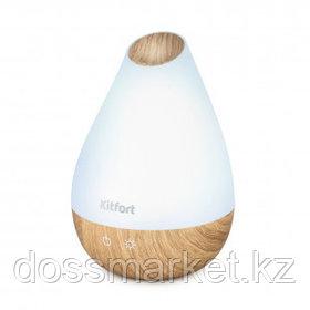 Увлажнитель-ароматизатор воздуха Kitfort KT-2805, 1,3 л, мощность 12 Вт, площадь помещения 20 м²